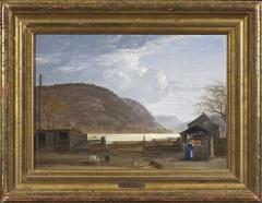 John William Hill The Oven Ramapo Mountain  - 325269