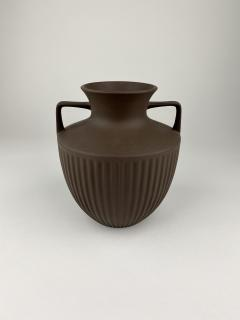 Johnathan Clappison Hornsea Pottery Brown Bisque Urn - 1493838