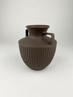 Johnathan Clappison Hornsea Pottery Brown Bisque Urn - 1493843