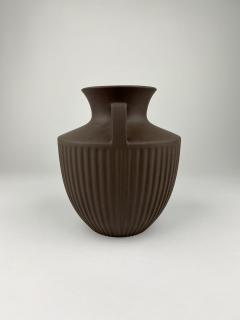 Johnathan Clappison Hornsea Pottery Brown Bisque Urn - 1493848
