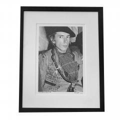 Johnny Rotten 1976 London by Bob Greun - 1930766