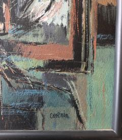 Jon Corka Cornin Pensive With Nosegay - 1207859