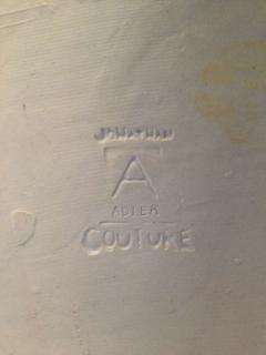 Jonathan Adler Jonathan Adler Couture Ceramic Vase - 81000