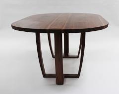 Jonathan Field American black walnut table for P L - 1991012