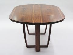 Jonathan Field American black walnut table for P L - 1991014