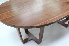 Jonathan Field American black walnut table for P L - 1991020