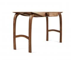 Jonathan Field Desk in Solid English Walnut Design No5 2019 - 1991028