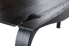 Jonathan Field Desk in ebonized English oak Design No 5 2018 - 1991038