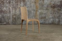 Jonathan Field Dining Chair in Rippled Ash - 1991077