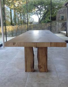Jonathan Field English oak table for Clare - 1991018