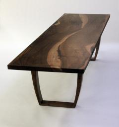 Jonathan Field English walnut table for Design Shanghai - 1985414