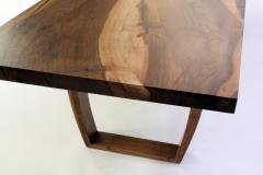 Jonathan Field English walnut table for Design Shanghai - 1985417