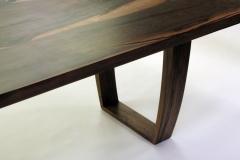Jonathan Field English walnut table for Design Shanghai - 1985419