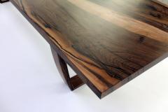 Jonathan Field English walnut table for Design Shanghai - 1985420
