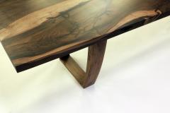 Jonathan Field English walnut table for Design Shanghai - 1985427