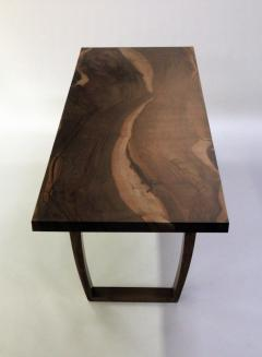 Jonathan Field English walnut table for Design Shanghai - 1985431