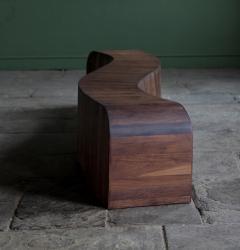 Jonathan Field Gallery Bench in American Black Walnut - 1991067