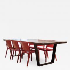 Jonathan Field Table in solid American black walnut - 1994320