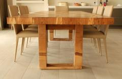 Jonathan Field Table in solid salvaged English oak for C J - 1991008