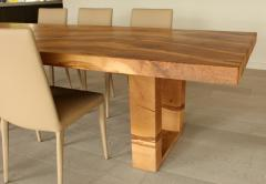 Jonathan Field Table in solid salvaged English oak for C J - 1991021