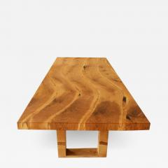 Jonathan Field Table in solid salvaged English oak for C J - 1994312