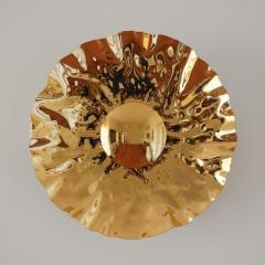 Jonathan Souli LOEIL DU SOLEIL Sculptural brass mirror - 1852667