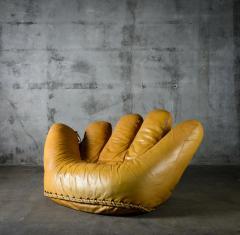 Jonathan de Pas De Pas DUrbino and Lomazzi Joe Baseball Glove Chair - 185582
