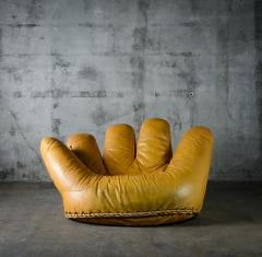 Jonathan de Pas De Pas DUrbino and Lomazzi Joe Baseball Glove Chair - 185588