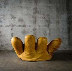 Jonathan de Pas De Pas DUrbino and Lomazzi Joe Baseball Glove Chair - 185592