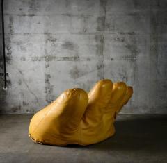 Jonathan de Pas De Pas DUrbino and Lomazzi Joe Baseball Glove Chair - 185596