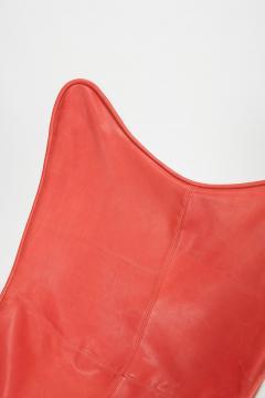 Jorge Ferrari Hardoy Butterfly Chair Ferrari Hardoy Leather Cotton - 1782872
