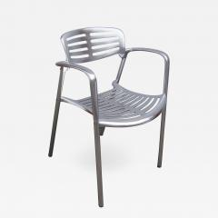 Jorge Pensi Aluminium Outdoor Toledo Chair By Jorge Pensi For Knoll   545855