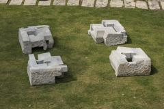 Jorge Y zpik Marble Seat Bench II - 1202373