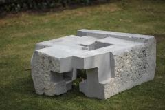 Jorge Y zpik Marble Seat Bench II - 1202374