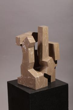 Jorge Y zpik Untitled Marble sculpture - 1273109