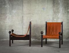 Jorge Zalszupin Jorge Zalszupin Ouro Preto Chairs - 445592