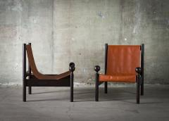 Jorge Zalszupin Jorge Zalszupin Ouro Preto Chairs - 445593