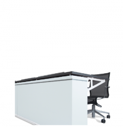 Jos Mart nez Medina Demimur Meeting Desk by Jos Mart nez Medina for JMM - 1845332