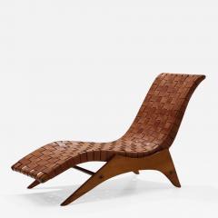 Jos Zanine Caldas Lounge Chair by Jos Zanine Caldas Brazil 1950s - 1637741