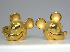 Jose Hess Disney Micky Mouse cufflinks - 1139651
