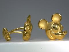 Jose Hess Disney Micky Mouse cufflinks - 1139652