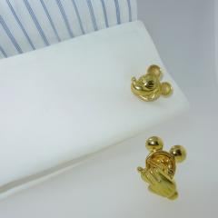 Jose Hess Disney Micky Mouse cufflinks - 1139653