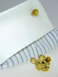 Jose Hess Disney Micky Mouse cufflinks - 1139654