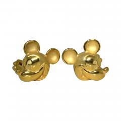 Jose Hess Disney Micky Mouse cufflinks - 1140647