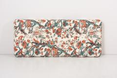 Josef Frank 1950s Basket Daybed in a Josef Frank Style Fabric - 2139588