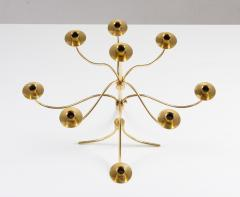 Josef Frank Candelabra in Brass by Josef Frank for Svenskt Tenn - 1247439