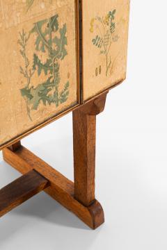 Josef Frank Flora Model 852 Cabinet Produced by Svenskt Tenn - 1890533