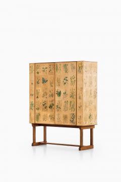 Josef Frank Flora Model 852 Cabinet Produced by Svenskt Tenn - 1890537