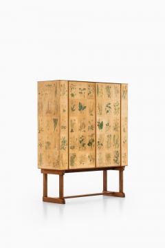 Josef Frank Flora Model 852 Cabinet Produced by Svenskt Tenn - 1890539