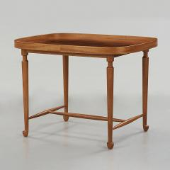 Josef Frank Josef Frank Mahogany Coffee Table Sweden - 73210